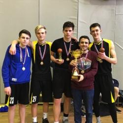 Чемпионат Лиги юношеского баскетбола Одинцовского района_2