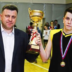 Чемпионат Лиги юношеского баскетбола Одинцовского района_3