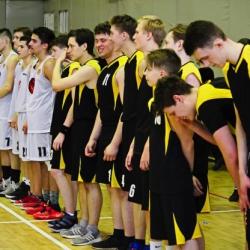 Чемпионат Лиги юношеского баскетбола Одинцовского района_4