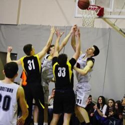 Чемпионат Лиги юношеского баскетбола Одинцовского района_5