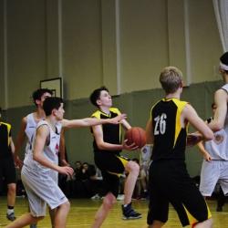 Чемпионат Лиги юношеского баскетбола Одинцовского района_6