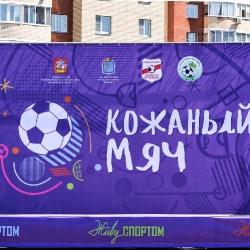 Кожаный мяч Московской области_9