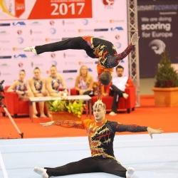 Xемпионат Европы по спортивной акробатике_23