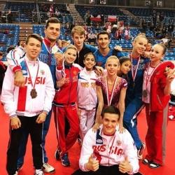 Xемпионат Европы по спортивной акробатике_33